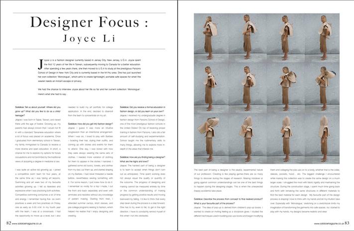 In Conversation with Solstice Magazine.p