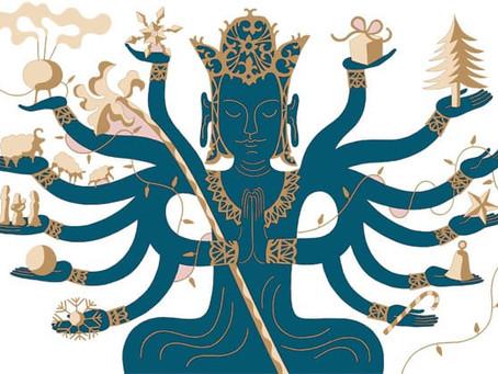 Joyeux Noël bouddhiste? La compassion en actes