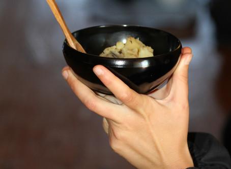 Un seul grain de riz...