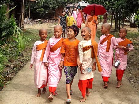 Les mots du Bouddha: Metta, l'amour bienveillant
