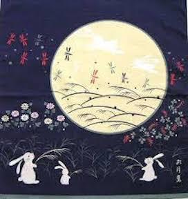 Tout donner: le lapin de la lune