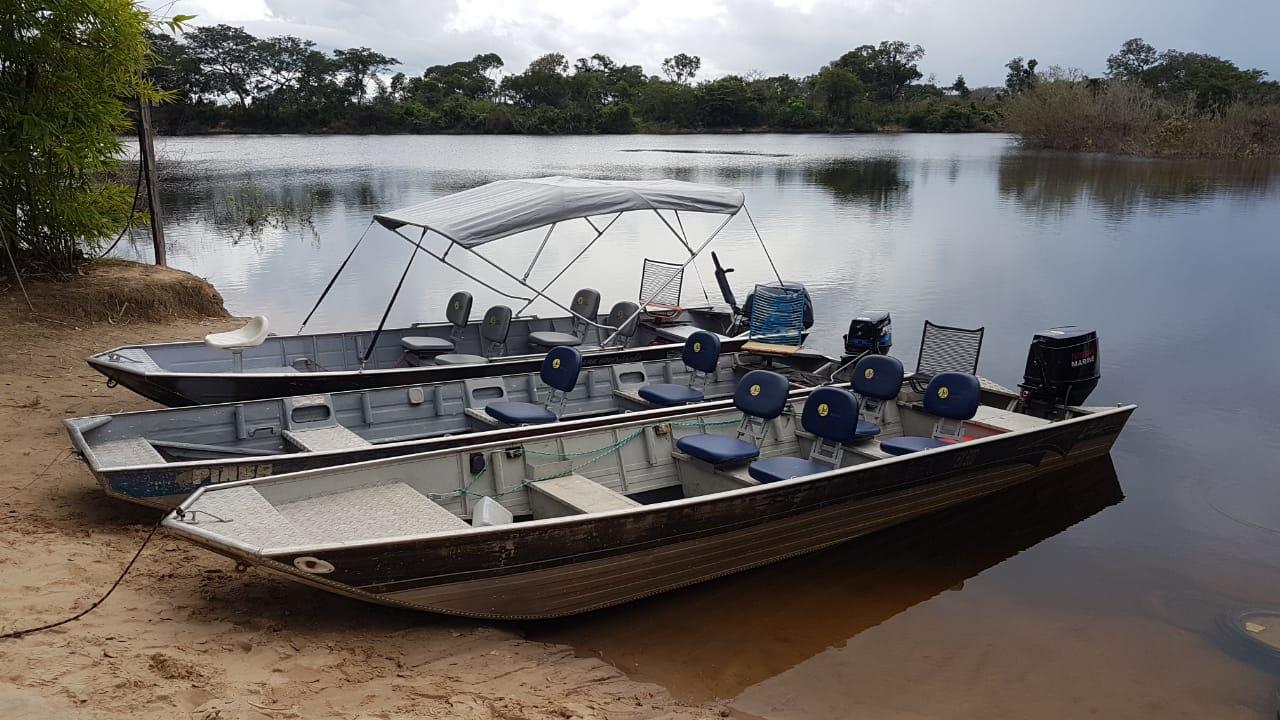 Barcos e Motores