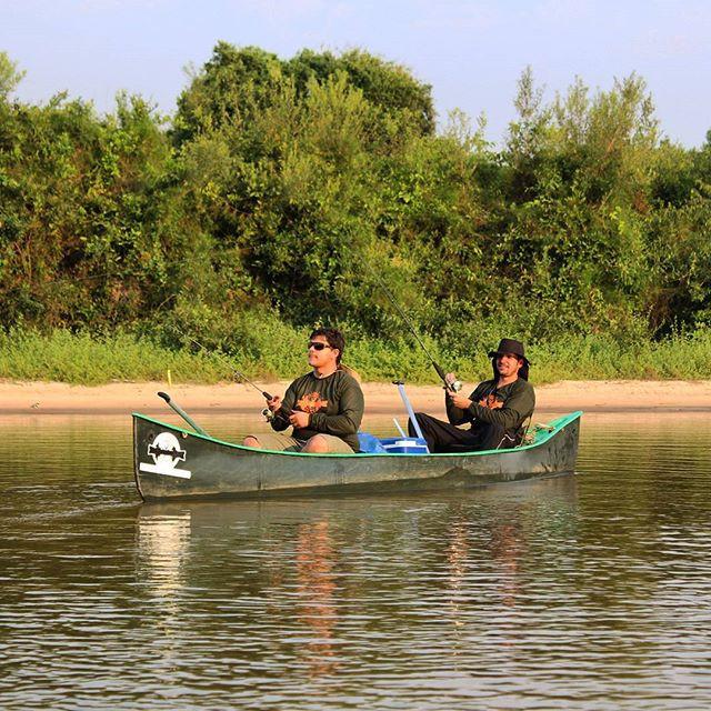 #avacanoeiros #riocristalino #rioaraguai