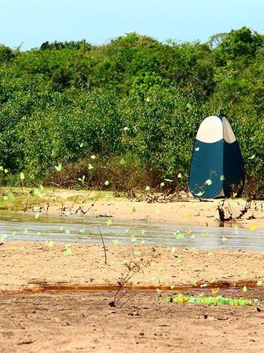 #avacanoeiros #riocristalino #araguaia #