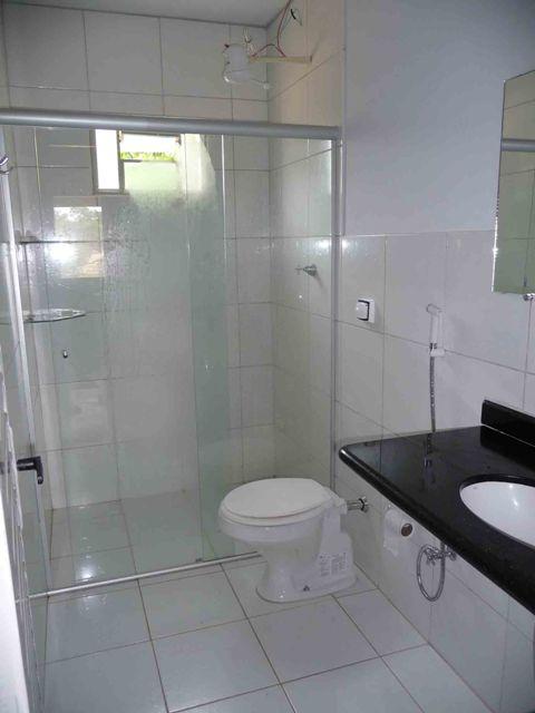 Banheiros com Blindex