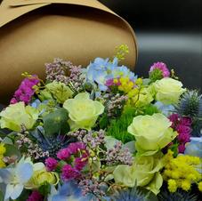 32€ - Tarta floral