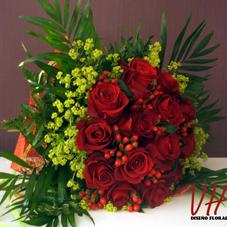 35€ - Bouquet Nº8 Romántico