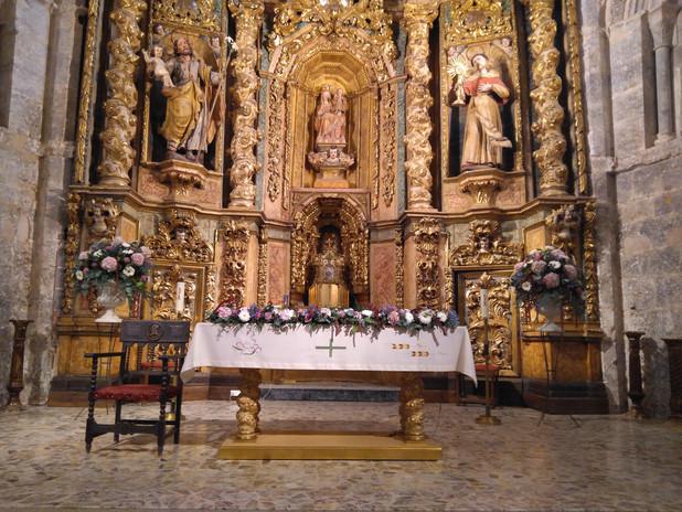 Iglesia de Mallén