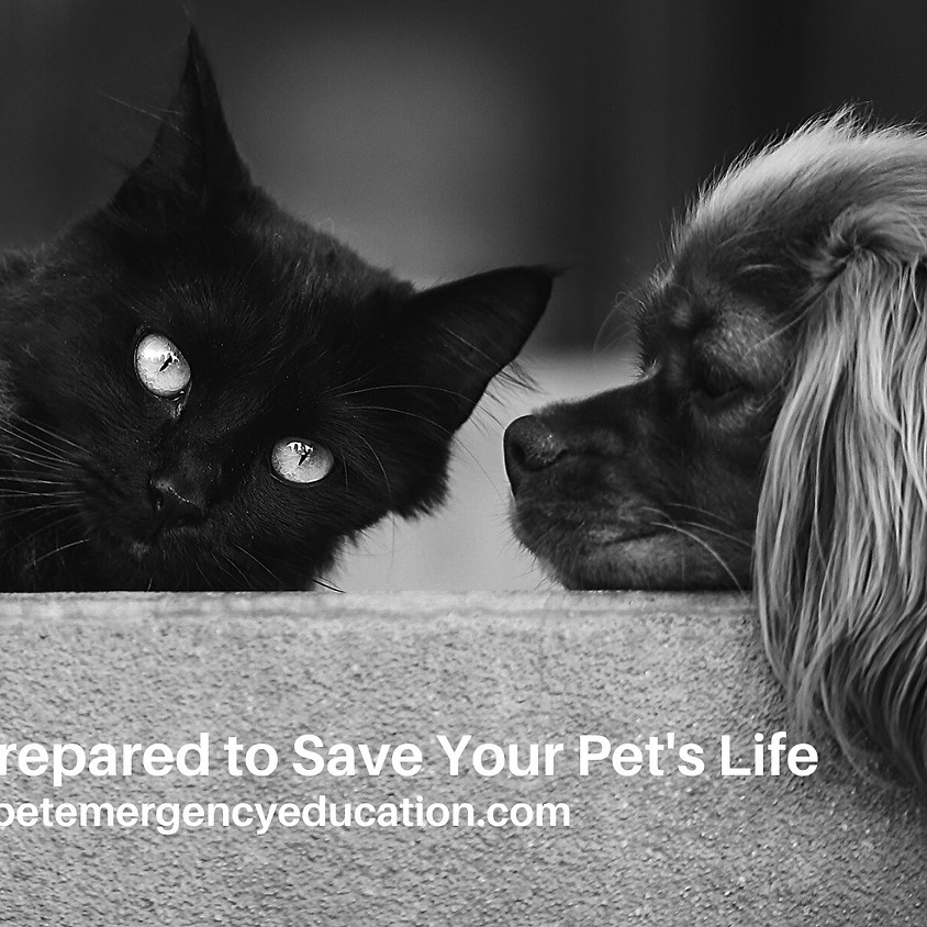 Pet CPR and First Aid Certification