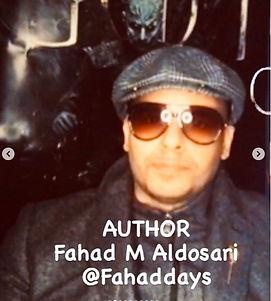 author fahad m aldosari @fahaddays