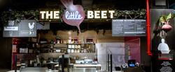 Little Beet menu boards
