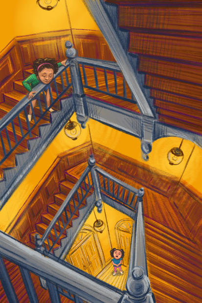 Way Downstairs