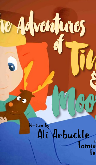 The Adventures of Tiny & Moose