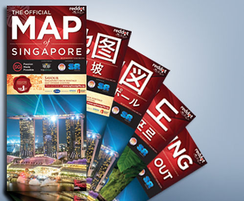 Official Maps of Singapore