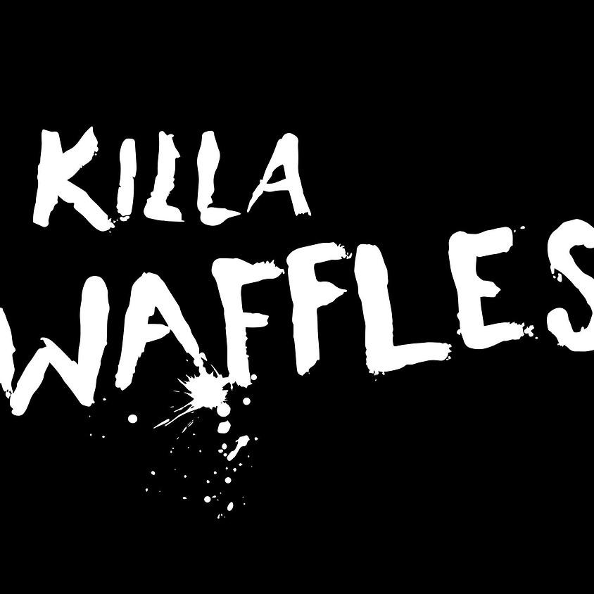 Fabio's Foodie Thursdays - Killa Waffles