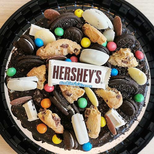 The Cookie Monster - Gelato Cake