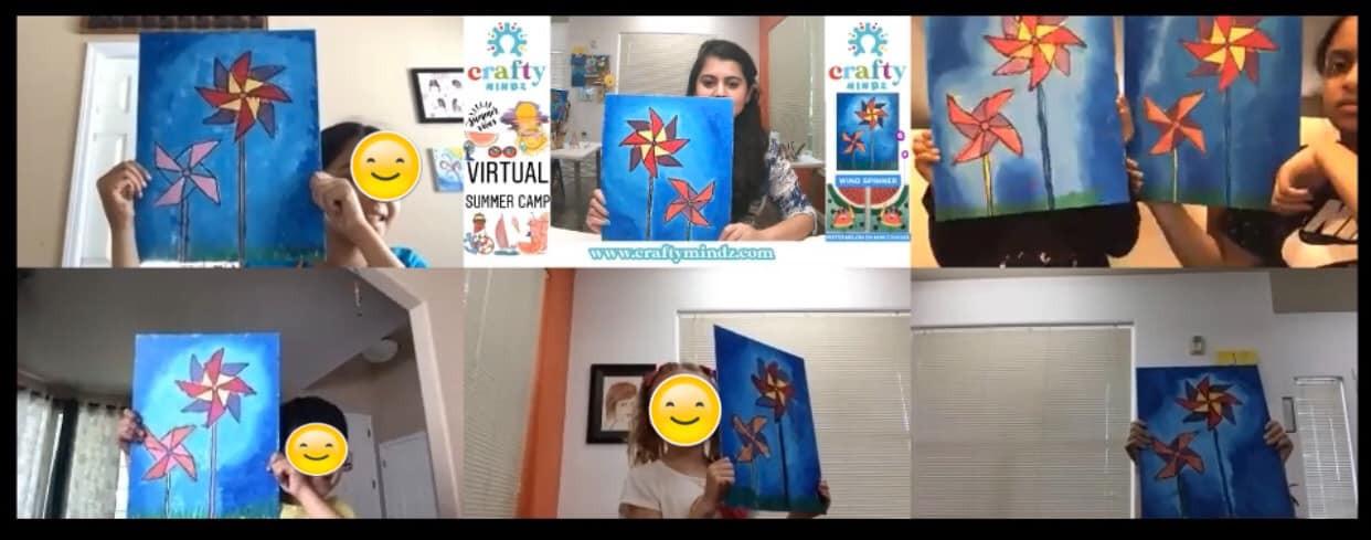 Virtual Camp