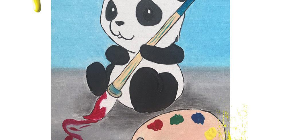 Paint Event - Artist Panda