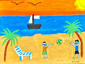 Art Competition - Cat 2 - 2nd Prize