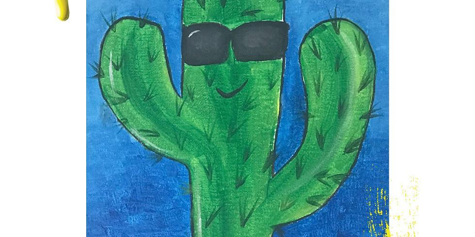 Paint Event - Cool Cactus