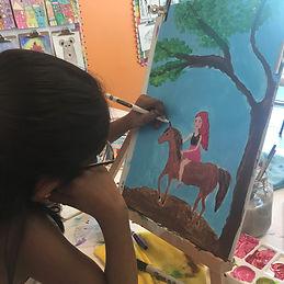 Enrichment Activities, Art Classes, Art Projects