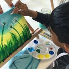 Enrichment Activities, Art Classes