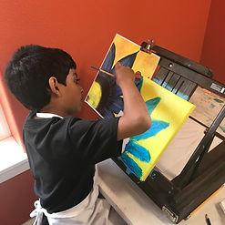Enrichment Activities, Art Classes
