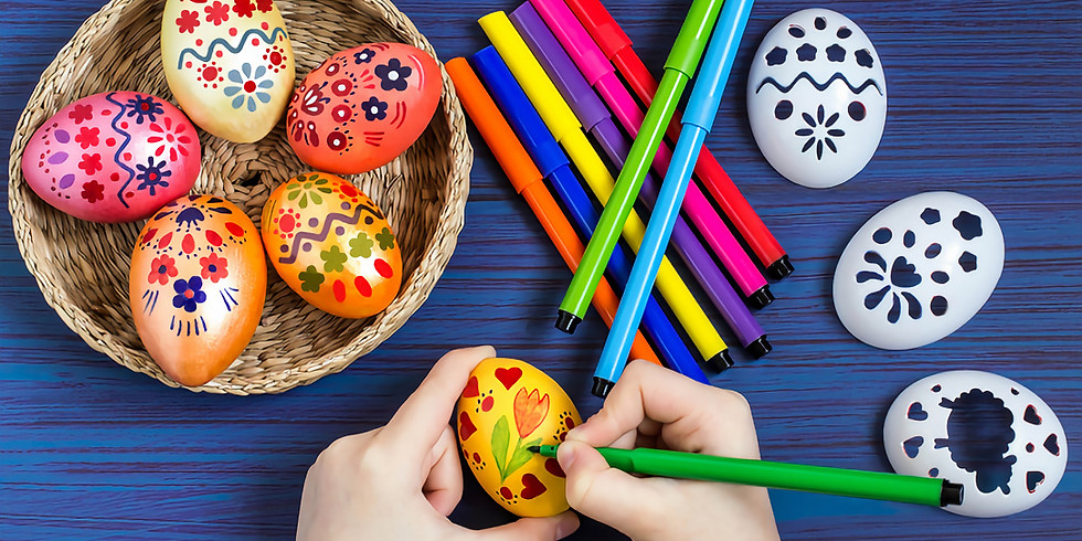 Easter Art & Craft Activity