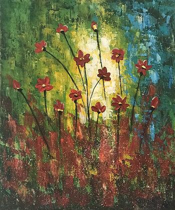 Dazzling Flowers