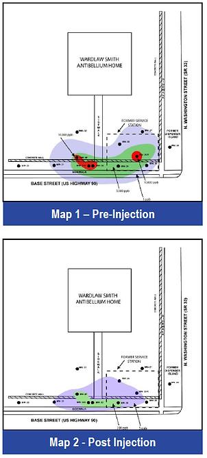 Remediation Treatment Area
