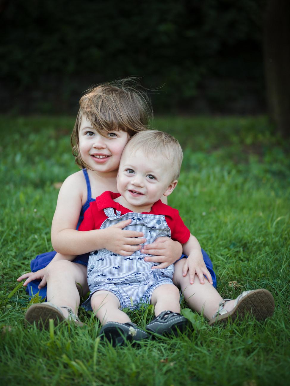 big sister and big brother