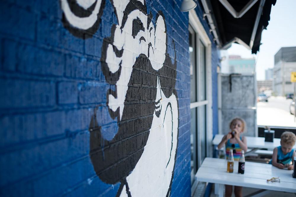 Tony Boloney's pizzeria in Atlantic CIty
