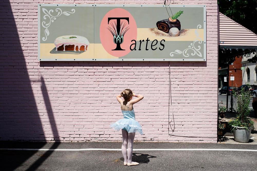 ballerina and tartes philadelphia