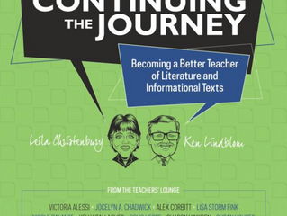 Continuing the Journey: Becoming a Better Teacher of Literature and Informational Texts