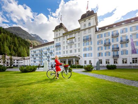 The Grand Hotel des Bains Kempinski St. Moritz