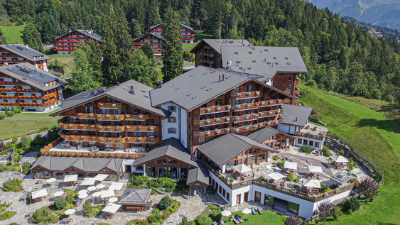 How Chalet RoyAlp Hôtel & Spa Turns Pandemic Challenges into Opportunities