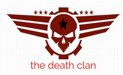 ARMAEUS death clan logo