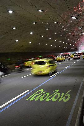 Rio voiture brésil KristelM filet jaune