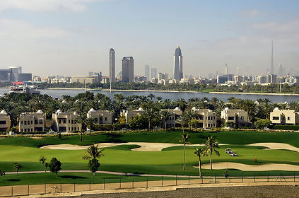 dubai golf kristelm galeriekm emirates