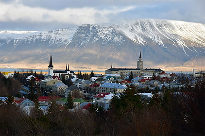 islande reykjavik