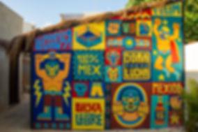 tulum mexico galeriekm kristelm street art