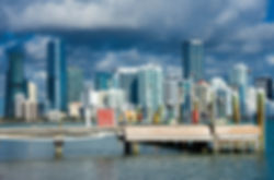Miami Floride usa U.S.A paysage magique miami architecture