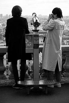 mode montmartre noir blanc asie kooples fringue vintage fashion
