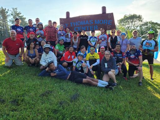 River to River: Dream Team Ready for RAGBRAI XLVIII