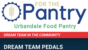 Dream Team Pedals for the Pantry