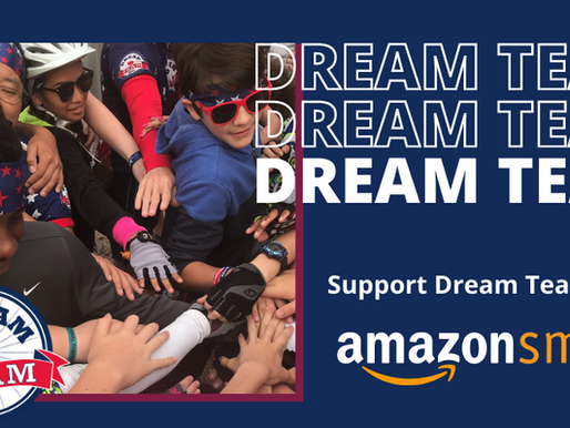 SUPPORT DREAM TEAM ON AMAZON PRIME DAY 2020