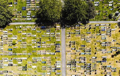 Gunnersbury Cemetery, London