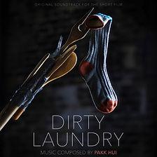 Dirty Laundry Soundtrack Album Art