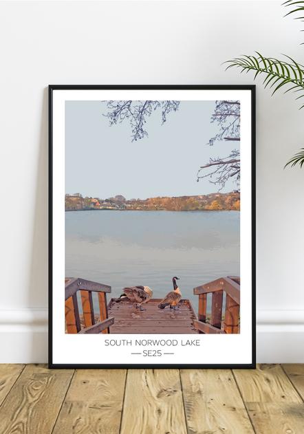 South Norwood Lake and Grounds - SE25