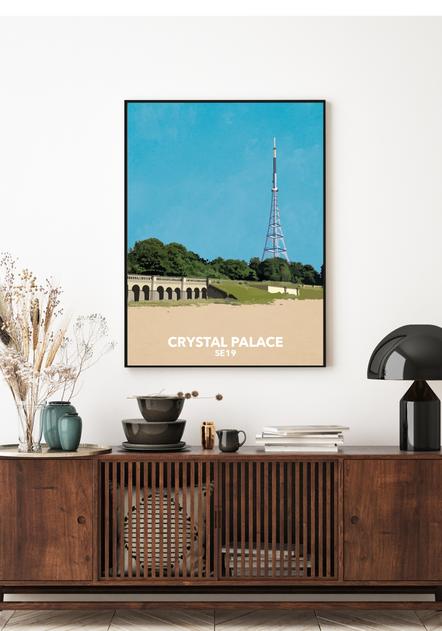 Crystal Palace Park transmitter, SE19, London